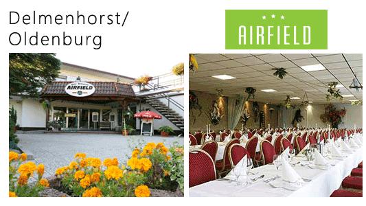 Hochzeit und feiern in oldenburg und delmenhorst festjuwelen for Airfield hotel ganderkesee